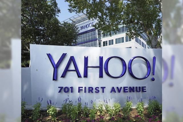 Hacker klauen Daten von Yahoo