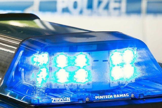 Polizei sucht Hinweise bei Sexualfall in Lörrach