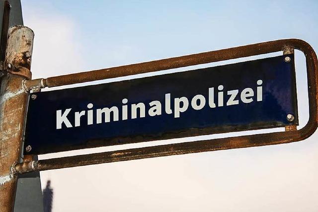 Verdacht auf Sexualstraftat in Lörrach: Kripo bittet um Mithilfe