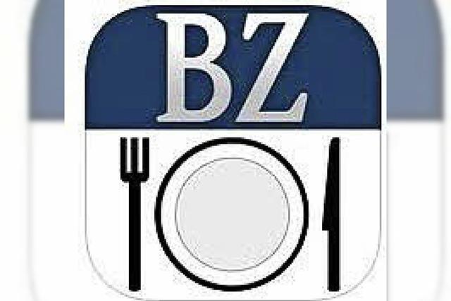Straußenführer-App: Hier lässt man sich's schmecken