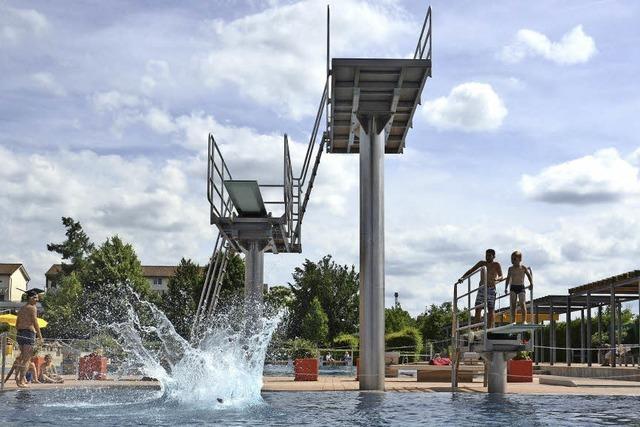 10. Juli war stärkster Besuchertag in vergangener Freibadsaison