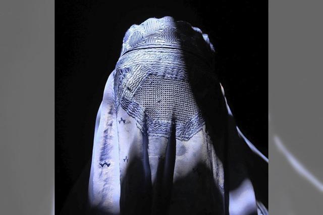 Macht eine Frau mit Burka im Integrationskurs Sinn?