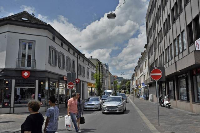 Grüne wollen Entscheidung über Grabenstraße