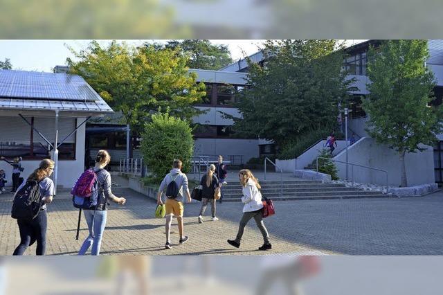 Reibungsloser Start für 631 Schüler