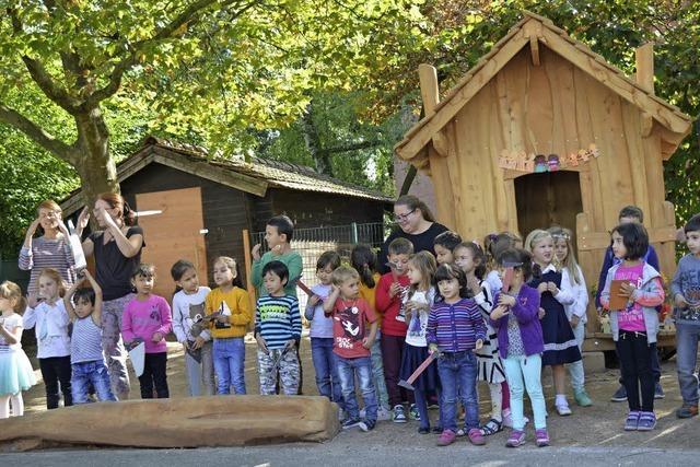 Kinder als Handwerker