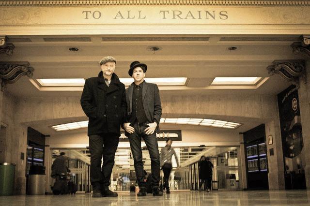 Joe Henry und Billy Bragg setzen der Eisenbahn ein Denkmal