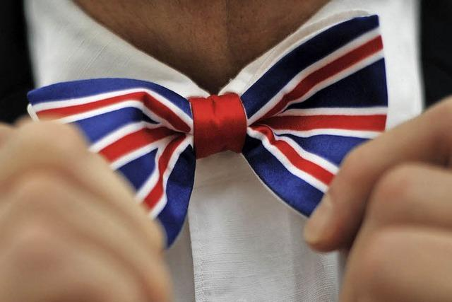 Die Brexitfraktion will die Symbole alter Stärke wiederbeleben