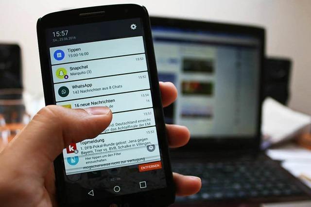 Ich bin dann mal offline: Eine Woche ohne Smartphone