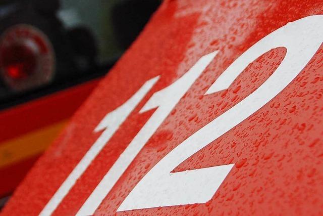 Benzingeruch im Zartener Dorfbach löst Feuerwehreinsatz aus