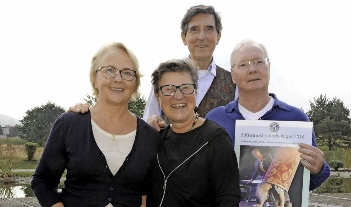 Marie Anne Grages, Adelheid Hetzel-Mac...ger Kultur- und Bürgerhaus stattfindet    Foto: Markus Zimmermann