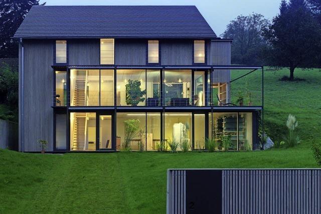 Beispielhaftes Bauen im Landkreis in Müllheim