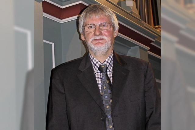 Ronald Wasserrab referiert in Höchenschwand