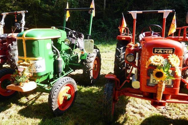 Knatternde Motoren, alte Karossen