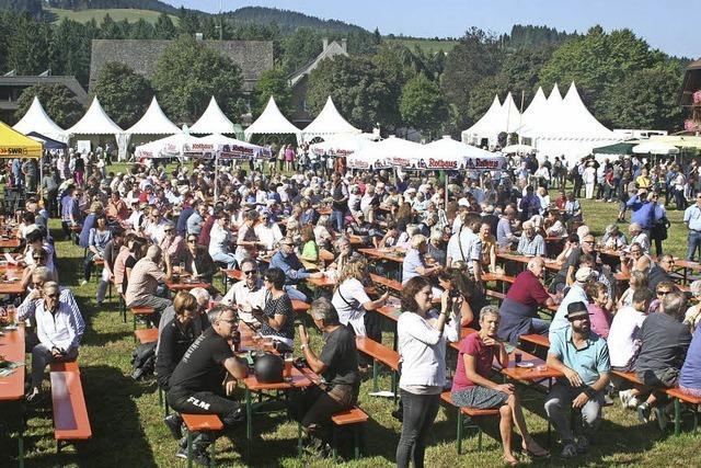 Festival für Feinschmecker