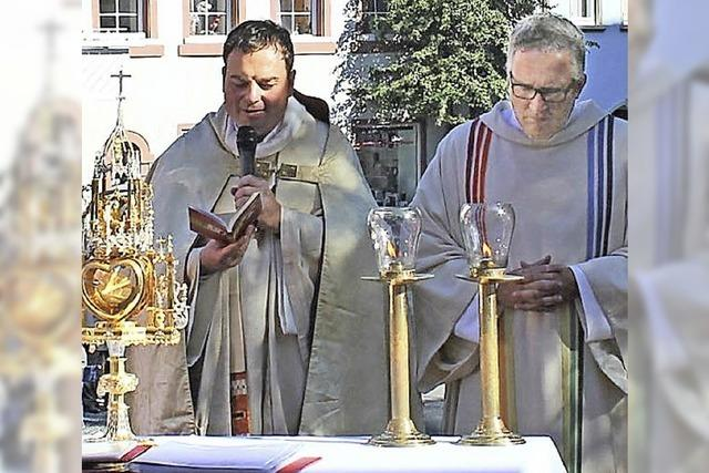 Löffingen feiert Heiligen Michael
