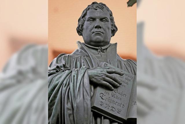 Ökumenischer Gesprächskreis startet Veranstaltungsreihe zum Lutherjahr