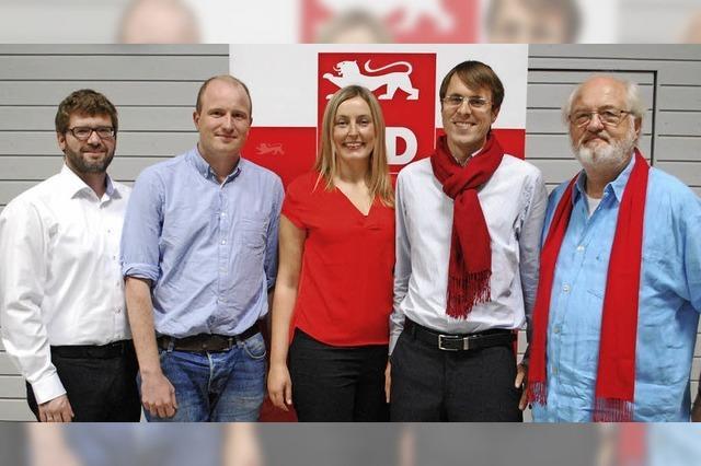 Die Kreis-SPD setzt auf Verjüngung