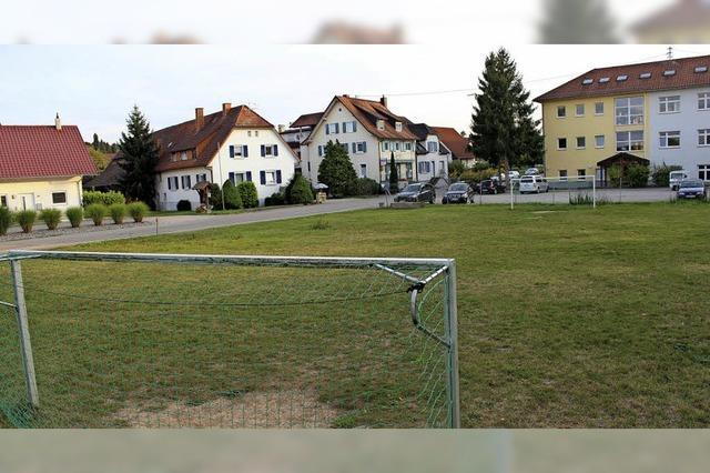 Neubau für fünf Kindergartengruppen