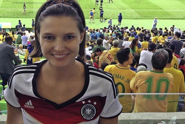 Wie Jessica Graf aus St. Peter als Logistikerin bei den Olympischen und Paralympischen Spielen dabei war