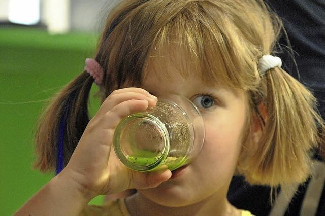 Wo Kindern sogar der Spinat schmeckt