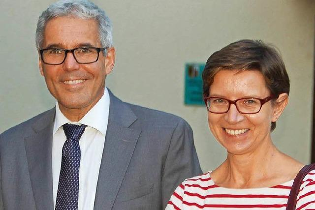 Bürgermeister Markus Vollmer klar wiedergewählt