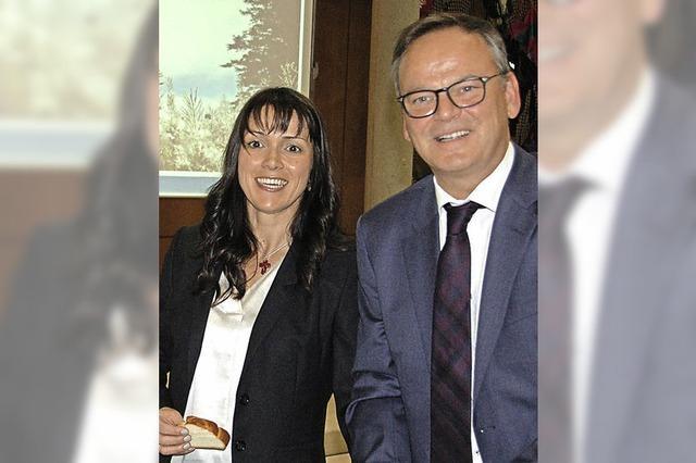 Landrat Frank Scherer steht vor der Wiederwahl