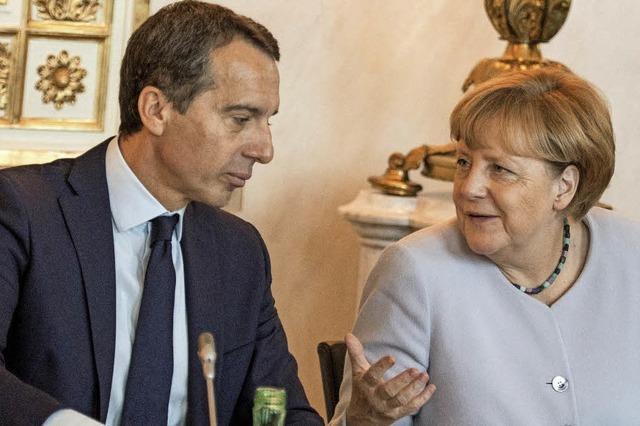 EU-Staaten wollen die Zahl der ankommenden Flüchtlinge deutlich verringern