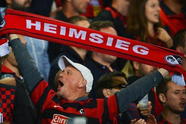 Gewinnspiel: Karten für das SC-Heimspiel gegen Eintracht Frankfurt