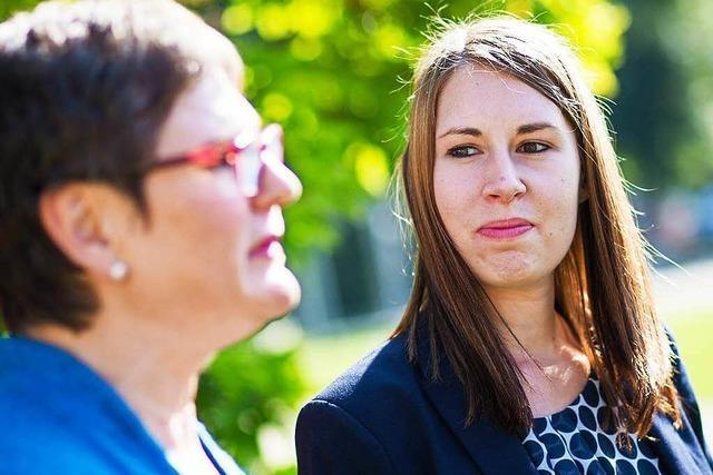 Leni Breymaier will Luisa Boos als Generalsekretärin