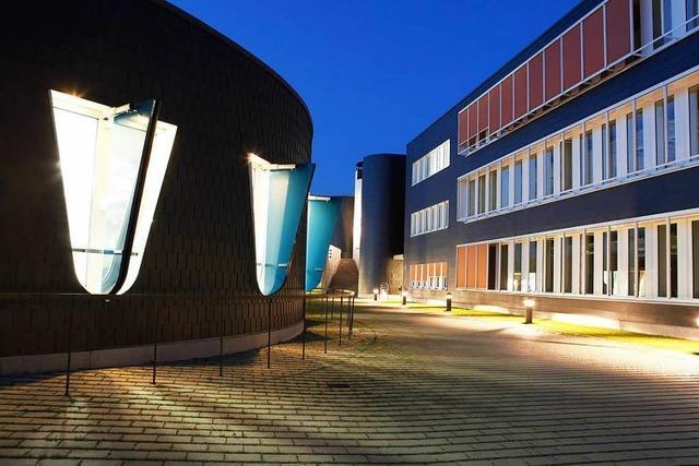 Die Duale Hochschule Lörrach hat finanzielle Probleme