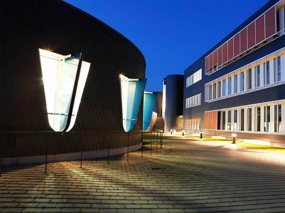Die Duale Hochschule ist in Lörrach wi...hsen – nun bekommt sie Probleme.  | Foto: Juri Junkov
