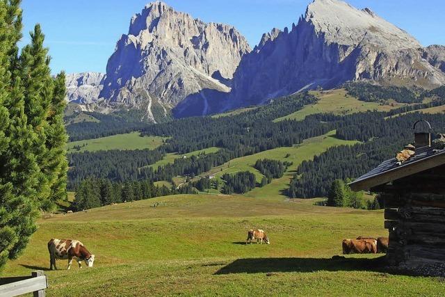 Hermann Gummerer und Südtirols schönste Seiten
