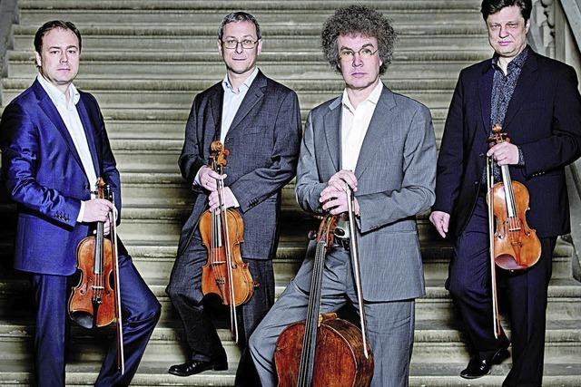 Das beste deutsche Quartett