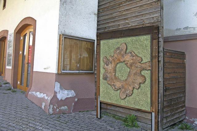 Zeigen, aus welchem Holz Gersbach geschnitzt ist