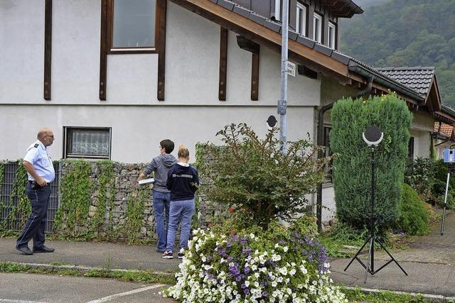 Tote Frau in Degerfelden
