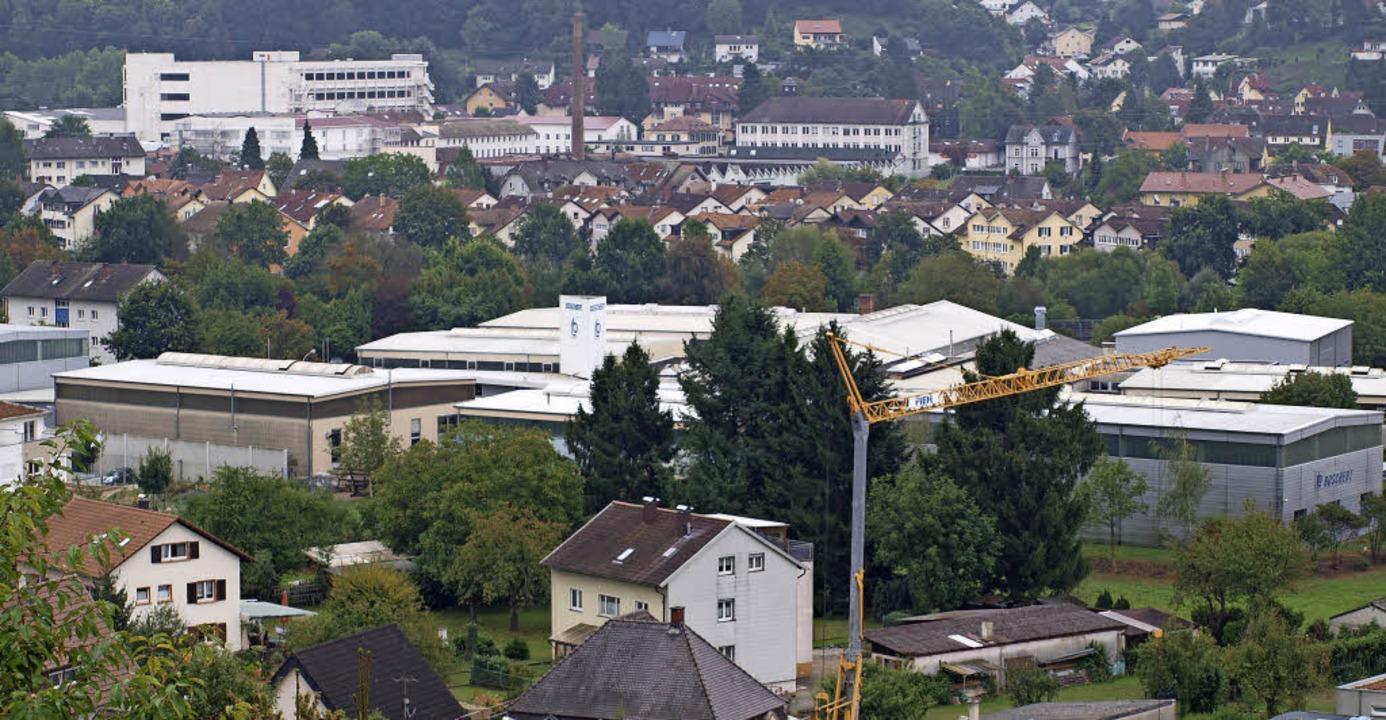 Das mittelständische Unternehmen Boschert mit Sitz in Hauingen   | Foto: Schleer