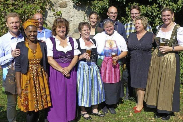 Ein Erntedankfest auf bayrisch