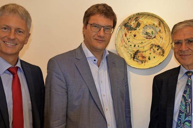 Seit 25 Jahren gibt es das Keramikmuseum in Staufen