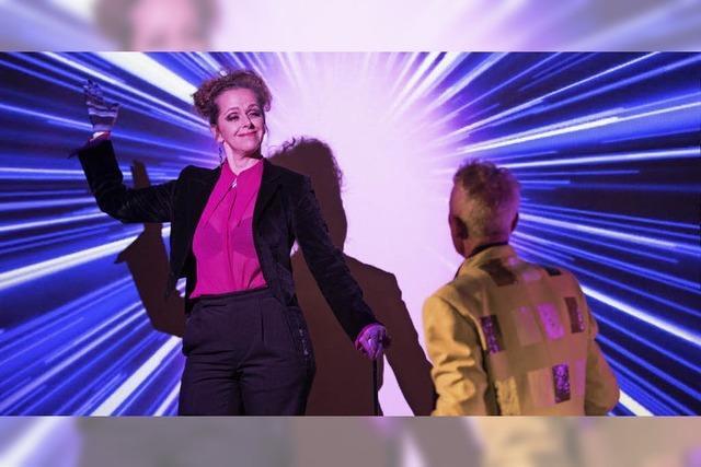 """Operette """"Ball im Savoy"""" mit dem Freiburger Musiktheater Die Schönen"""