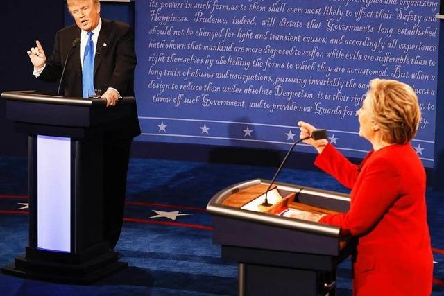 Stärken, Schwächen, Höhepunkte: So lief die TV-Debatte