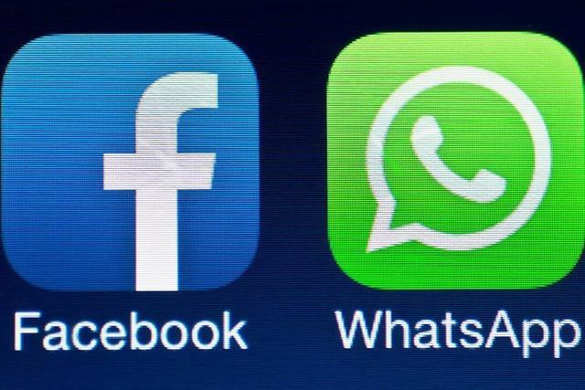 Datenschützer untersagt Weitergabe von Whats-App-Daten