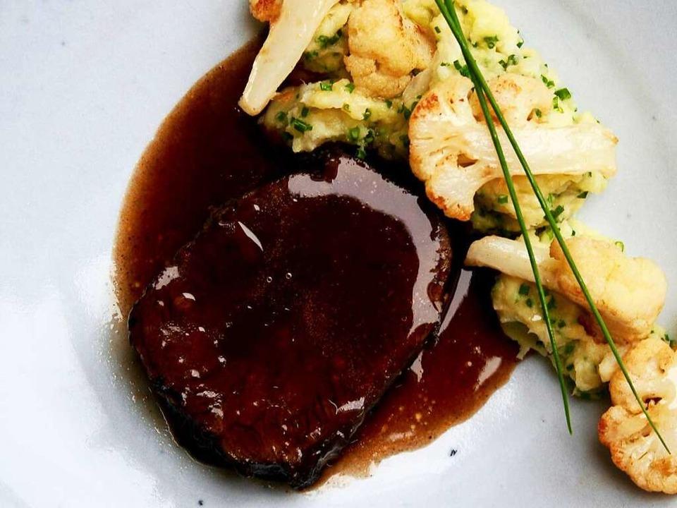 Hieber verwöhnt seine Kunden zum Jubiläum kulinarisch.  | Foto: Hieber