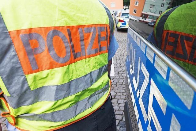 18-Jähriger fährt ohne Erlaubnis ein getuntes Mofa in Lörrach