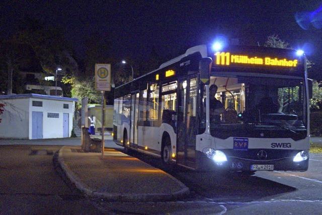 Es bleibt dabei: keine Abendbusse