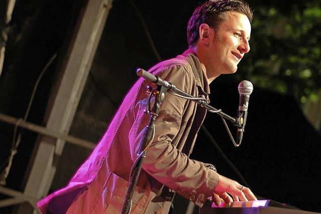 Konzert mit Singer-Songwriter Andi Weiss in Rheinfelden