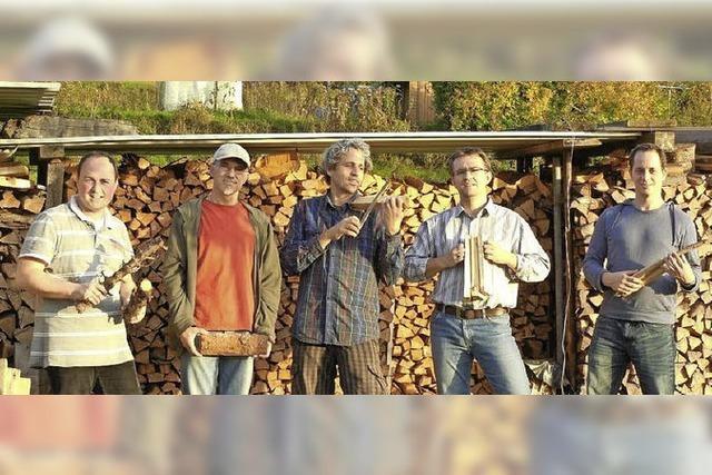 Stifte-Band in Freiburg-Littenweiler