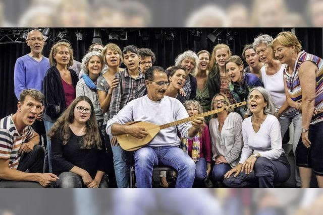 Freiburger Heimatklänge zum Tag der deutschen Vielfalt im E-Werk