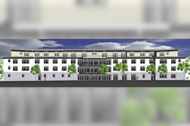 Neues Pflegeheim darf gebaut werden