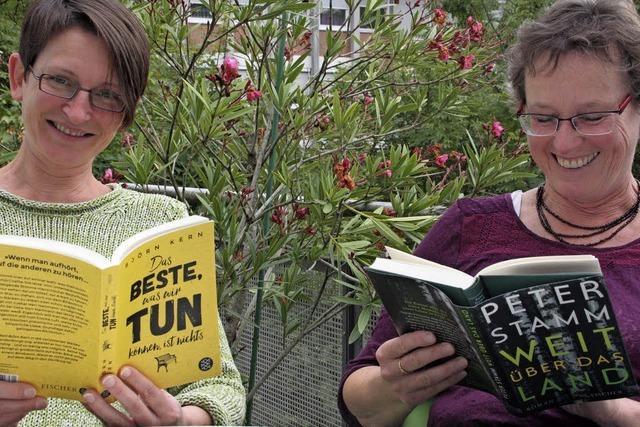 Wehrer Literaturtage warten mit Autoren-Trio auf