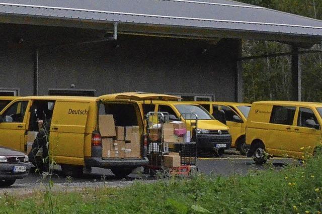 Die Postboten sind umgezogen